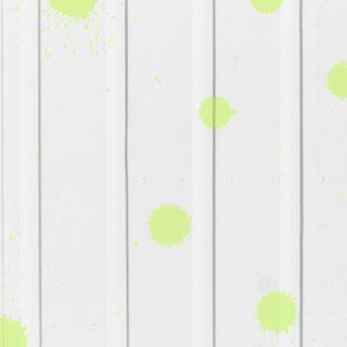 木目水滴白黄緑の iPhone5s / iPhone5c / iPhone5 壁紙