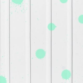 木目水滴白青緑の iPhone5s / iPhone5c / iPhone5 壁紙