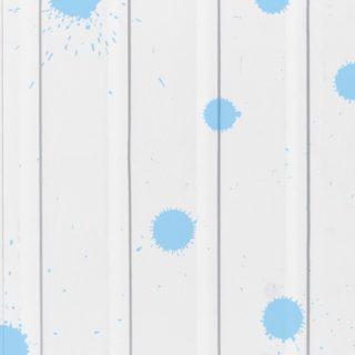 木目水滴白青の iPhone5s / iPhone5c / iPhone5 壁紙
