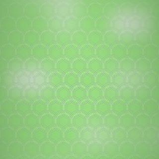 丸グラデーション模様黄緑の iPhone5s / iPhone5c / iPhone5 壁紙