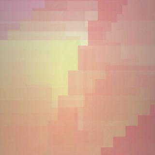 グラデーション模様赤の iPhone5s / iPhone5c / iPhone5 壁紙