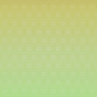 四角グラデーション模様黄緑の iPhone5s / iPhone5c / iPhone5 壁紙