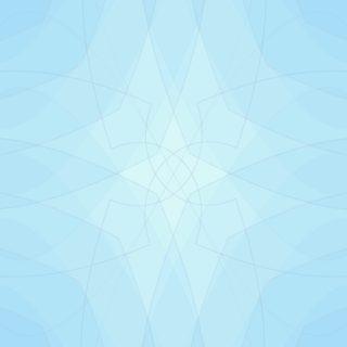 グラデーション模様青の iPhone5s / iPhone5c / iPhone5 壁紙