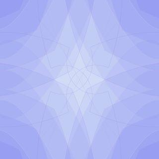 グラデーション模様青紫の iPhone5s / iPhone5c / iPhone5 壁紙