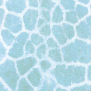 毛皮模様青の iPhone5s / iPhone5c / iPhone5 壁紙
