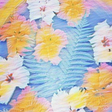 花 カラフルの iPhone6s / iPhone6 壁紙