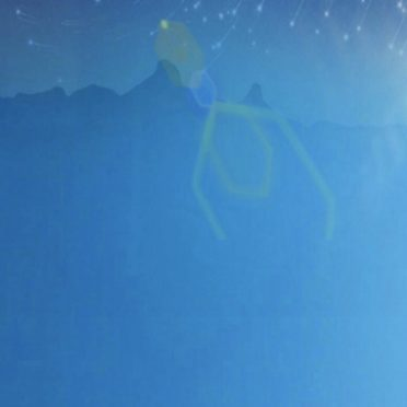 夜空 星の iPhone6s / iPhone6 壁紙