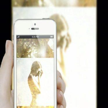スマホ 女性の iPhone6s / iPhone6 壁紙