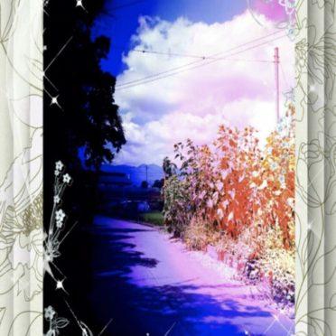 夏 景色の iPhone6s / iPhone6 壁紙