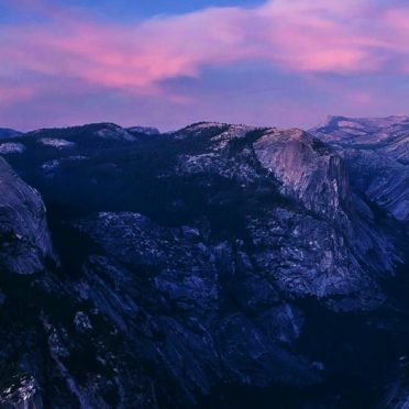 風景岩山の iPhone6s / iPhone6 壁紙