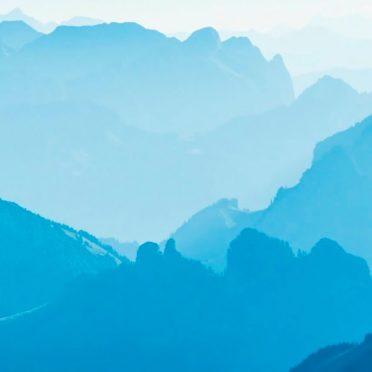景色青山の iPhone6s / iPhone6 壁紙