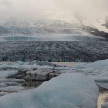 景色雪の iPhone6s / iPhone6 壁紙