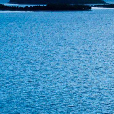 海青景色の iPhone6s / iPhone6 壁紙
