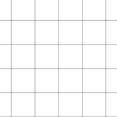 棚白黒罫線の iPhone6s / iPhone6 壁紙
