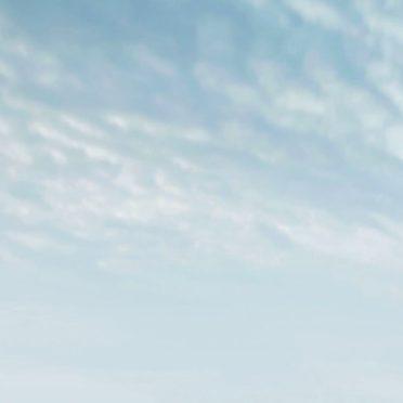 風景雪山空白の iPhone6s / iPhone6 壁紙