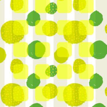 模様緑棚女子向けの iPhone6s / iPhone6 壁紙