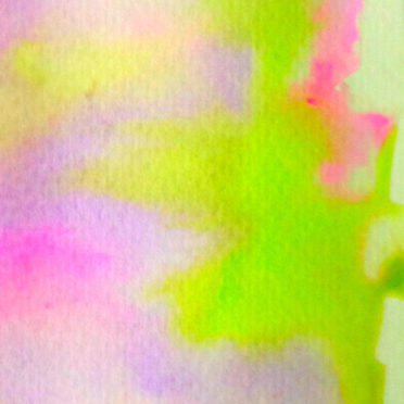 模様緑桃クールの iPhone6s / iPhone6 壁紙
