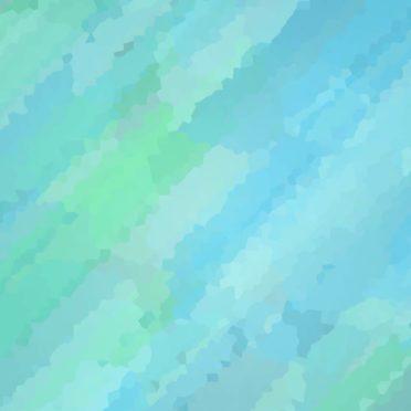 模様イラスト青緑の iPhone6s / iPhone6 壁紙