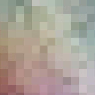 模様カラフルクールの iPhone6s / iPhone6 壁紙