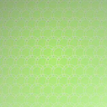 模様グラデーション黄緑の iPhone6s / iPhone6 壁紙