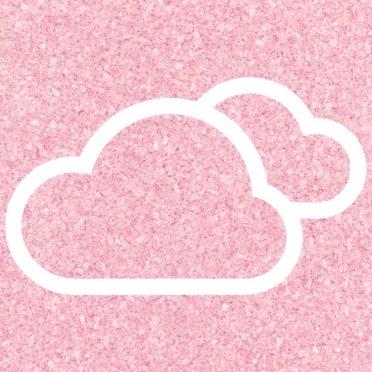 雲赤の iPhone6s / iPhone6 壁紙