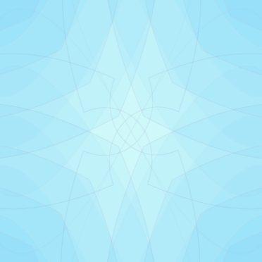 グラデーション模様青の iPhone6s / iPhone6 壁紙