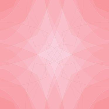 グラデーション模様赤の iPhone6s / iPhone6 壁紙