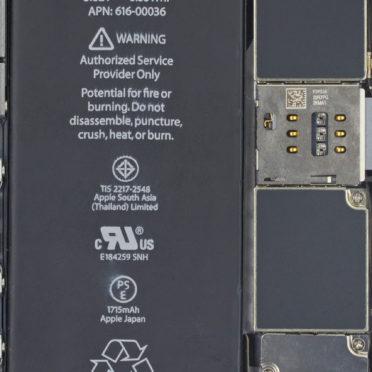 iPhone6s 分解 基板 クール