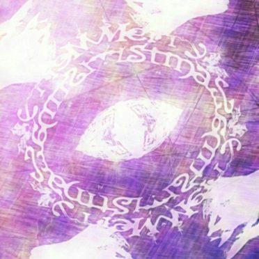 クール 紫の iPhone7 壁紙