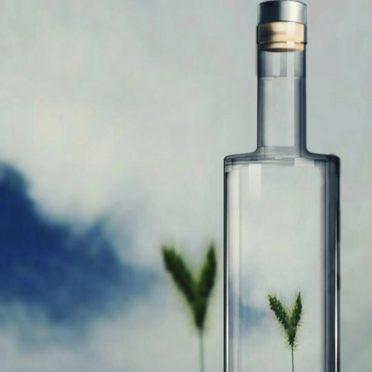 ボトル ビンの iPhone7 壁紙
