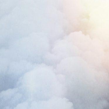 空 雲の iPhone7 壁紙