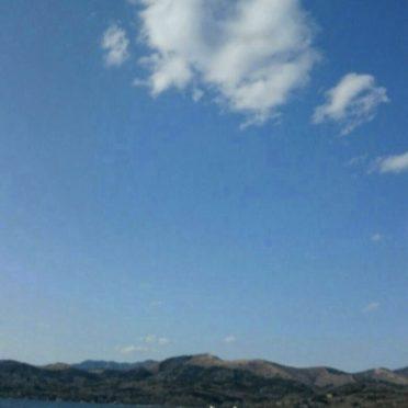 スワン 湖の iPhone7 壁紙