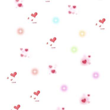 ハート かわいいの iPhone7 壁紙