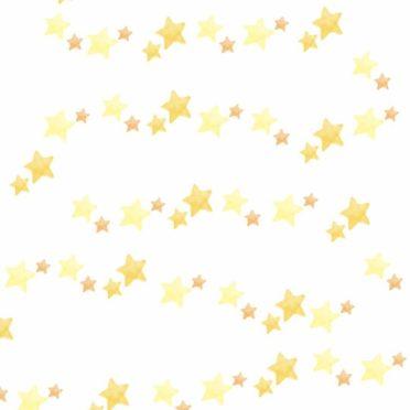 星 スターの iPhone7 壁紙