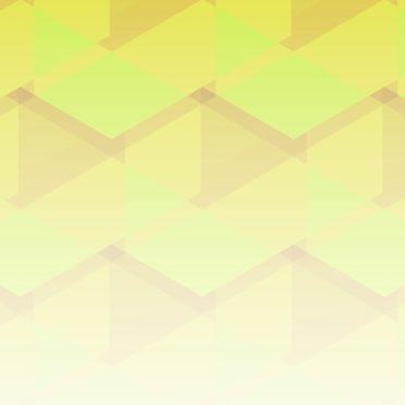 模様グラデーション黄の iPhone7 壁紙