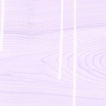 木目水滴紫の iPhone7 壁紙