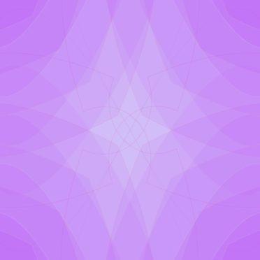 グラデーション模様紫の iPhone7 壁紙