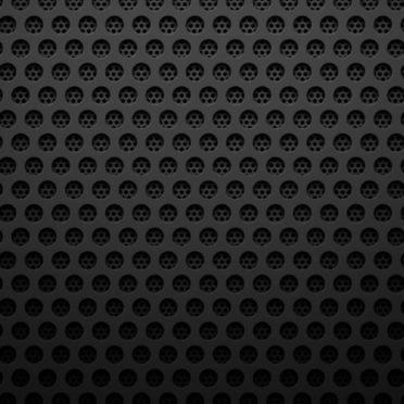 黒クールの iPhone7 壁紙