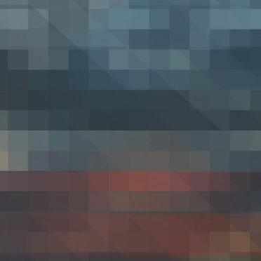 模様黒赤クールの iPhone7 壁紙
