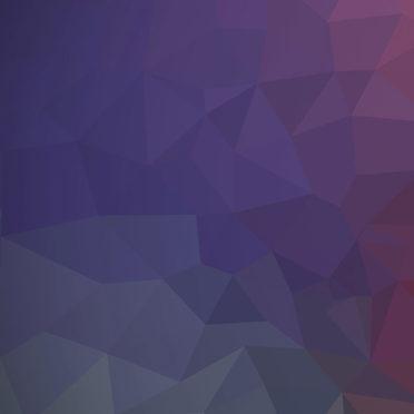 模様青紫クールの iPhone7 壁紙