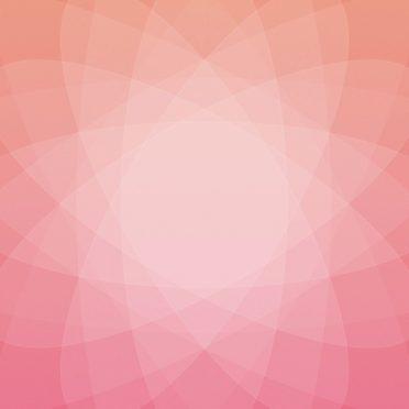 模様クール赤の iPhone7 壁紙