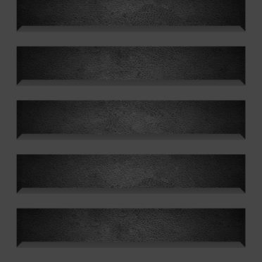 棚木シンプル黒