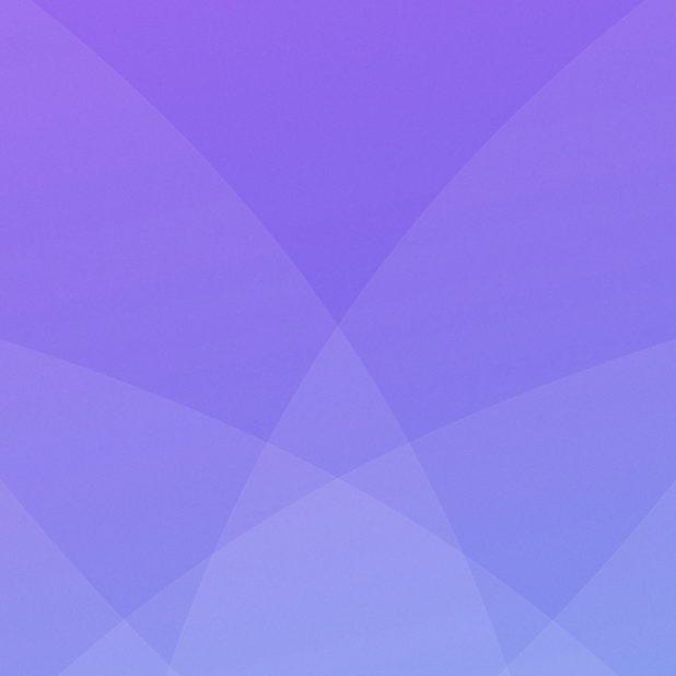 模様クール紫青の iPhone7 Plus 壁紙
