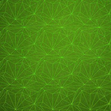 模様緑クールの iPhone8 壁紙